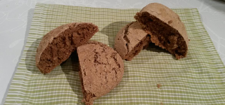 Bark bread