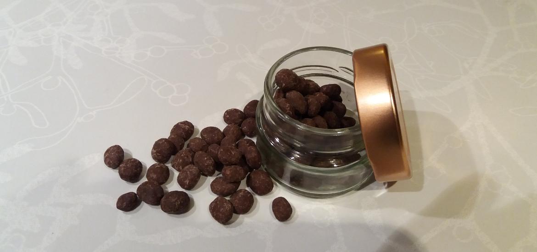 Chocolate Coffee Beans