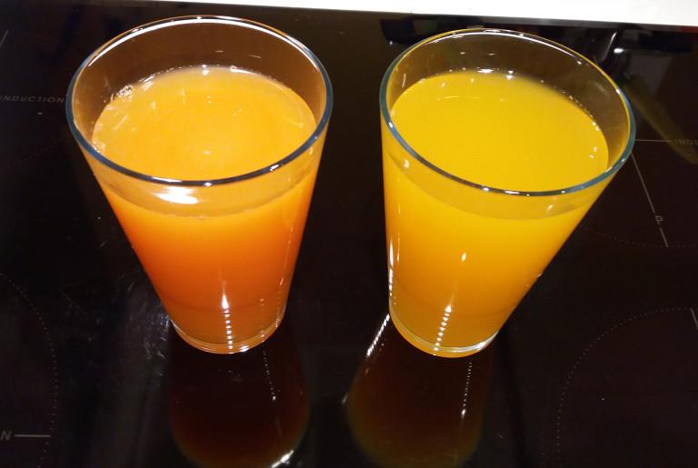 Тыквенный сок как сделать дома 556