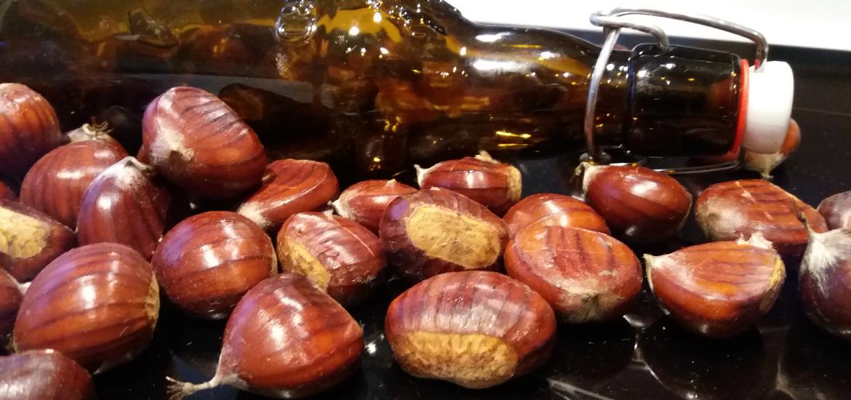 Chestnut beer