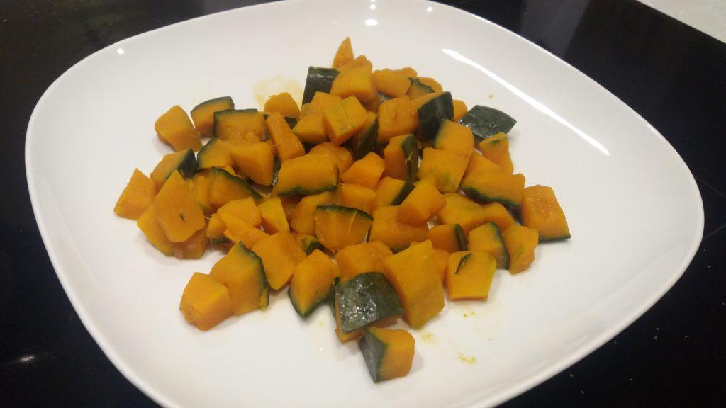 Japanese Pumpkin Snack