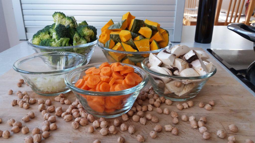 Pumpkin Broth Ingredients